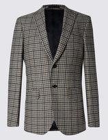 Marks And Spencer Gun Club Formal Jacket With Buttonsafetm