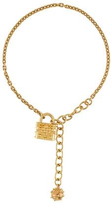 Kasun London Padlock Charm Bracelet
