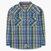 Levi's Boys (8-20) Barstow Western Plaid Shirt