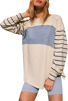Free People Awesome Long Sleeve T-Shirt