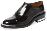 Barbara Bui Leather Slip-On Loafer