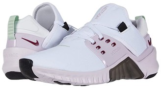 Nike Free Metcon 2 (White/Noble Red/Iced Lilac/Black) Women's Cross Training Shoes