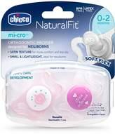 Chicco NaturalFit micro Newborn Pacifier