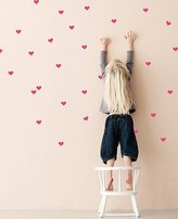 Hearts Wall Decals