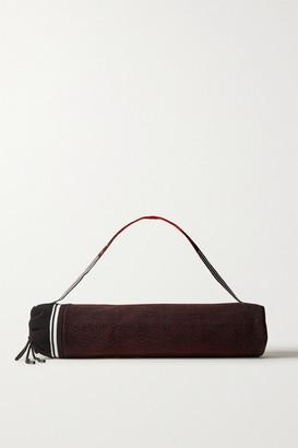 Nagnata - Yana Technical-knit Yoga Mat Bag - Black