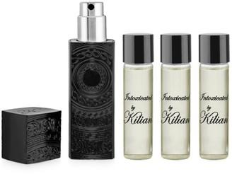 Kilian Intoxicated Travel Spray With Its 4 Refills