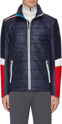 Rossignol 'Palmares' downproof quilted paneled jacket