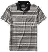 Banana Republic Slim Luxe-Touch Jacquard Polo
