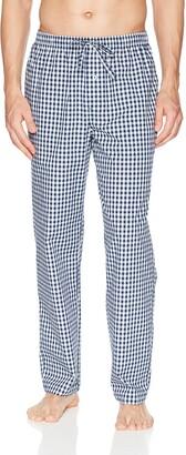 Amazon Essentials Men's Woven Pajama Pant Bottom