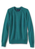 Classic Men's Fit Cotton Drifter Crewneck Sweater-Cinnabar Donegal