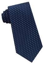 Michael Kors Woodland Geo Silk Tie
