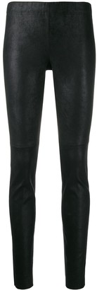 Yves Salomon Skinny Trousers