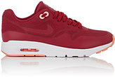 Nike Women's Air Max 1 Ultra Moire Sneakers-BERRY, RED