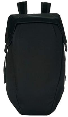 Ryu 24 L Locker Pack (Deepest Black) Backpack Bags
