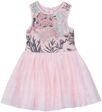 Pastourelle Floral Dress