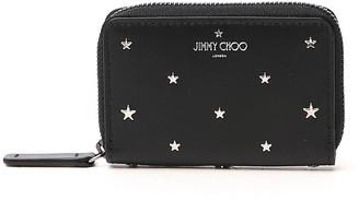 Jimmy Choo Maloney Zip Around Wallet