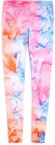 Butter Shoes Girls' Tie Dye Leggings