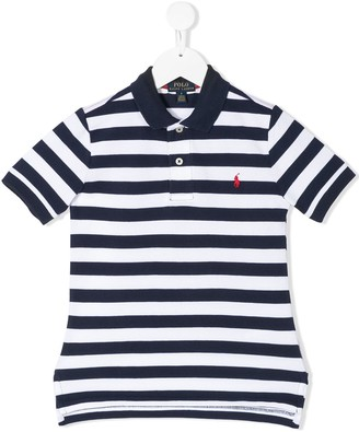 Ralph Lauren Kids Striped Polo Shirt