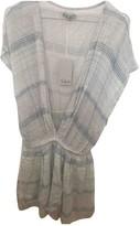 Rails Blue Cotton Jumpsuit for Women