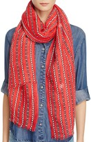 Tory Burch Gemini Link Rope Oblong Scarf