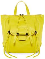 Kooba Bobbi Mini Leather Backpack