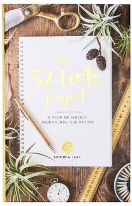 Random House The 52 Lists Project Journal