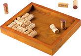 WINE ENTHUSIAST Wine Enthusiast Wine Cork Mahogany Trivet Kit