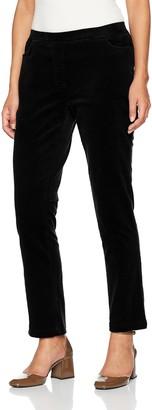 Damart Women's Pantalon Pull-On Trousers
