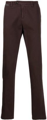 Eleventy Classic Slim-Fit Chinos