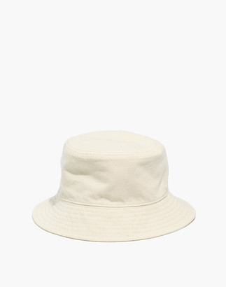 Madewell Reversible Short-Brimmed Bucket Hat