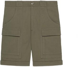 Gucci The North Face x nylon shorts
