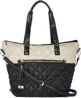 Rosetti Utiliti Quilted Double Handle Tote Bag