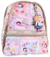 Le Sport Sac Mini Basic Backpack w/ Charm (Well Wishes) - Bags and Luggage
