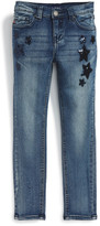 Vigoss Star Catcher Skinny Jeans (Toddler Girls & Little Girls)