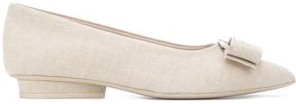 Salvatore Ferragamo Viva flat ballerina shoes