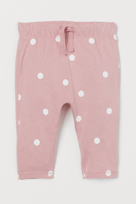 H&M Jersey trousers