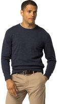 Tommy Hilfiger Flecked Knit Crewneck Sweater