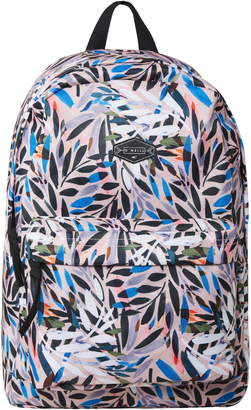 O'Neill Cove Print Canvas Backpack