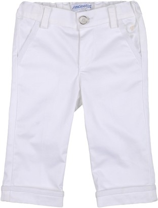 Simonetta Tiny Casual pants