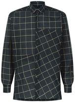 Lanvin Check Shirt