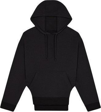 Fenty by Rihanna Rounded cutout hoodie