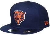 New Era NFL Basic Snap 9FIFTY(r) Snapback Cap - Chicago Bears (Navy) Caps