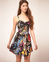 Tropical Hawaii Cotton Dress
