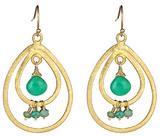 Urban Posh Freida Gold Earrings