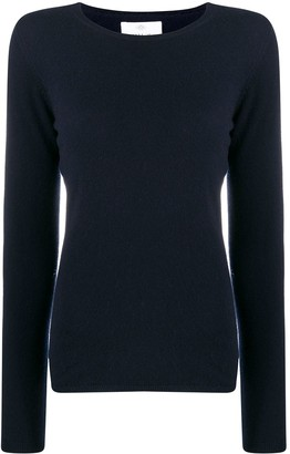 Allude Cashmere Fitted Jumper