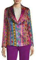 Etro Ribbon Jacquard Jacket