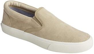 Sperry Striper Plushwave Slip-On (Cornstalk) Men's Shoes