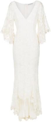 Martha Medeiros Lace Gown