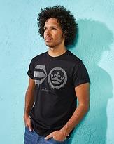 Crosshatch Baseline T-Shirt