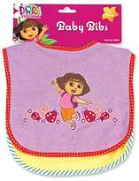 Nickelodeon Dora The Explorer Bibs, 2 Pack